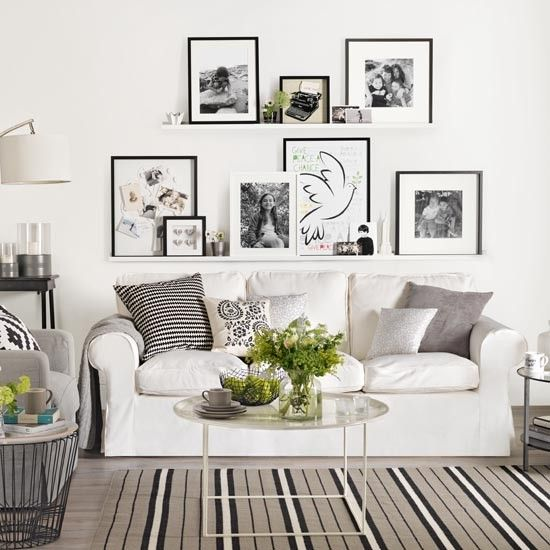 IKEA-Ektorp-sofa-in-white-in-a-modern-living-room