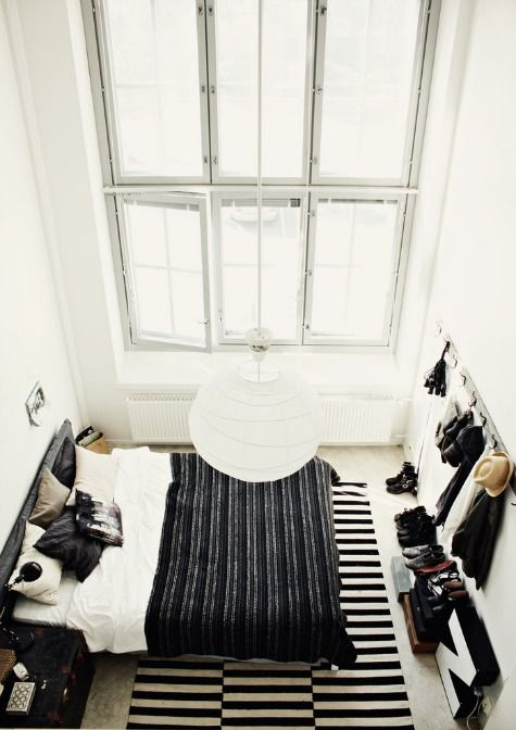 Scandinavian-bedroom-with-Stockholm-rug