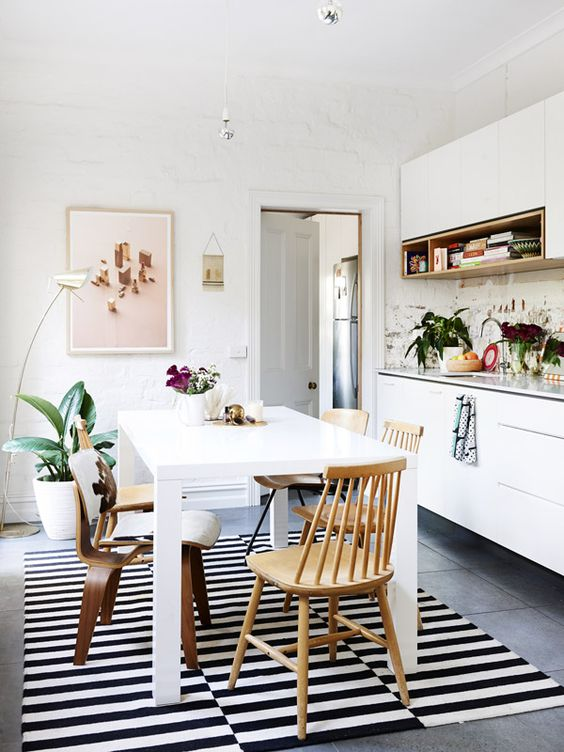 bold-dining-room-with-Stockholm-rug