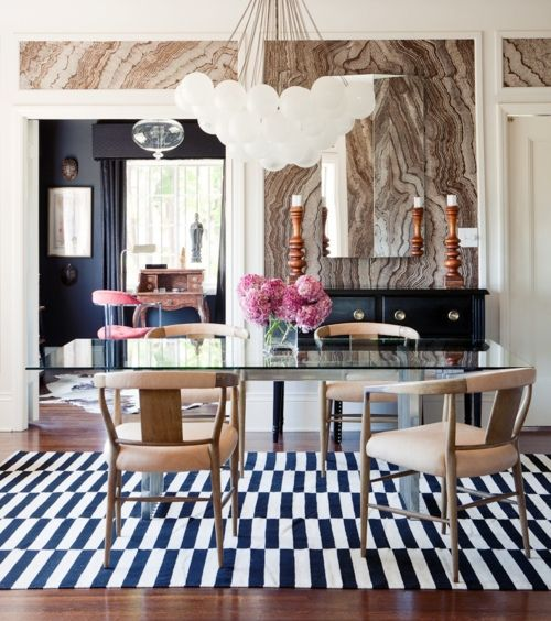 luxurious-dining-area-with-Stockholm-rug