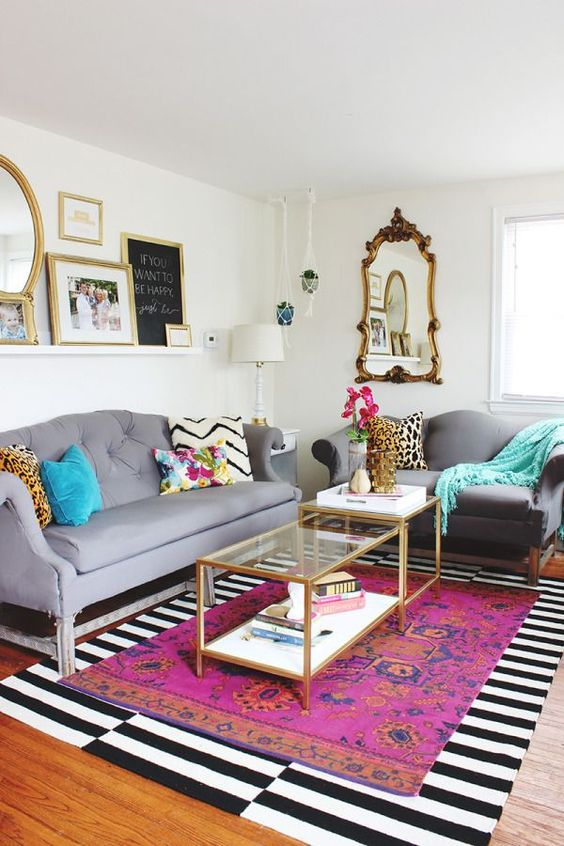 rug-on-rug-for-creating-a-bold-accent