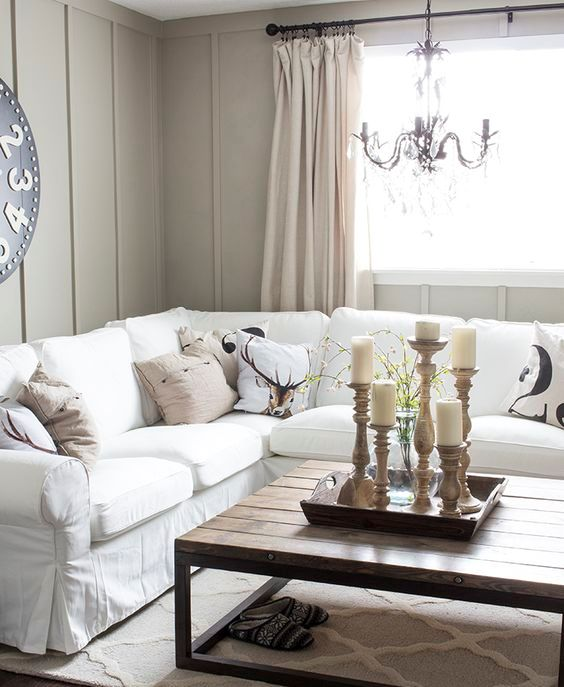 white-slipcovered-sectional-Ektorp-sofa