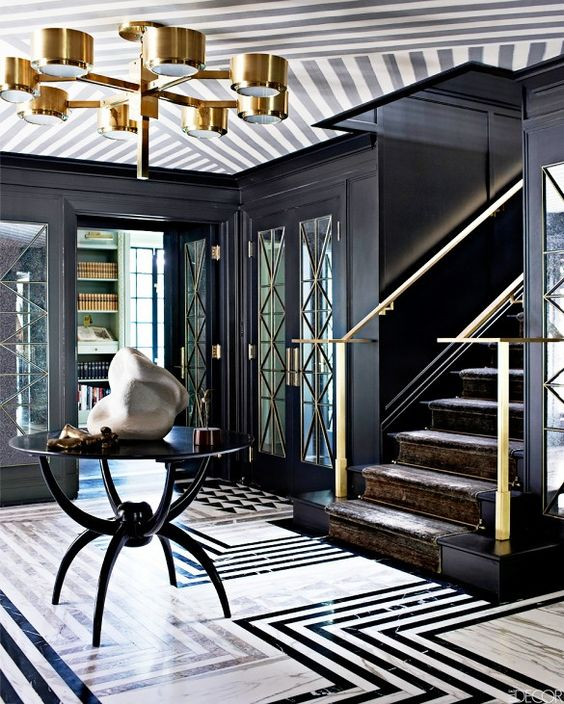 04-geometric-marble-graphic-floors-in-a-black-and-white-patterned-entryway