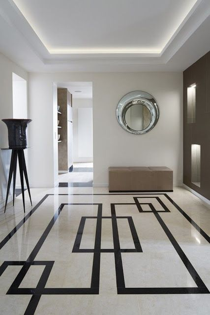 05-geometric-stone-floors-make-this-entryway-scream-style