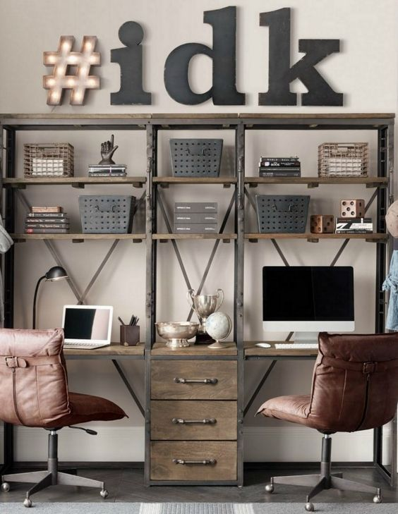11-shared-industrial-teen-boy-study-area-with-a-shelving-unit-and-desk-tops