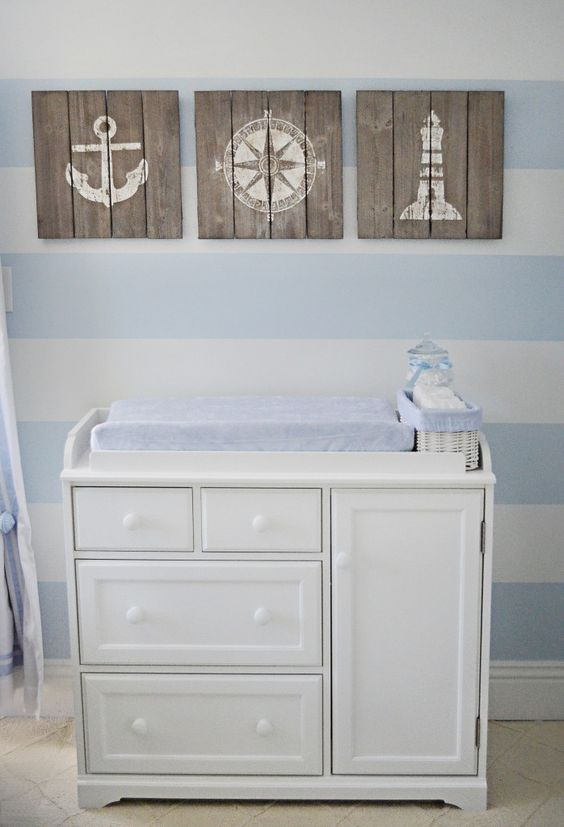 16-modern-dresser-into-a-changing-table-in-a-nautical-nursery