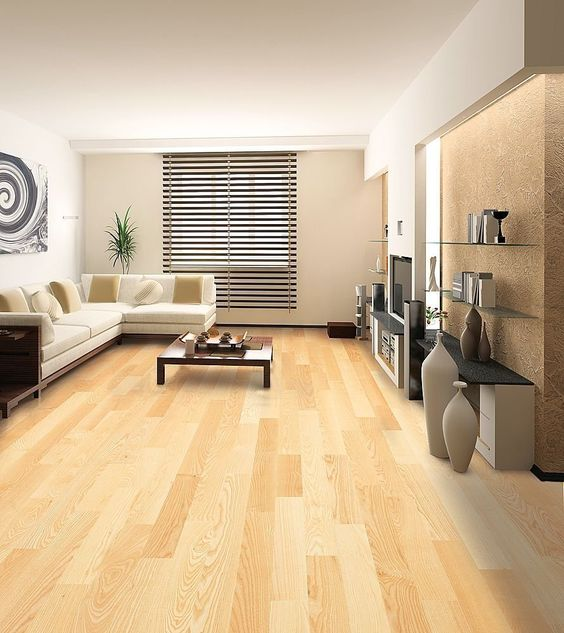 16-modern-liivng-eoom-in-light-shades-is-highlighted-with-light-bamboo-floors