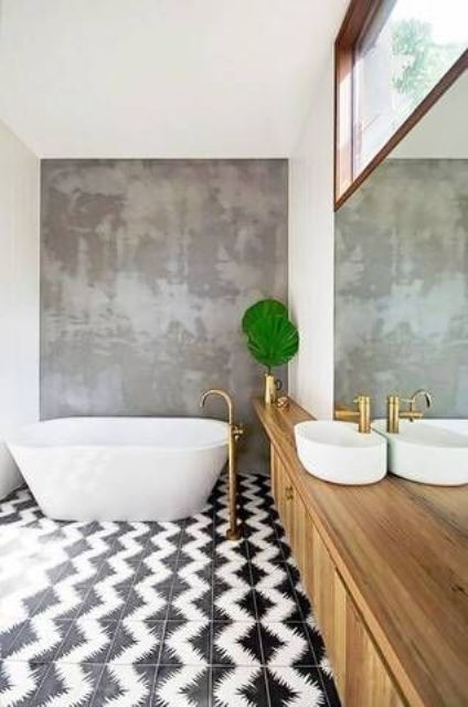 19-bold-black-and-white-patterned-tile-to-make-a-statement