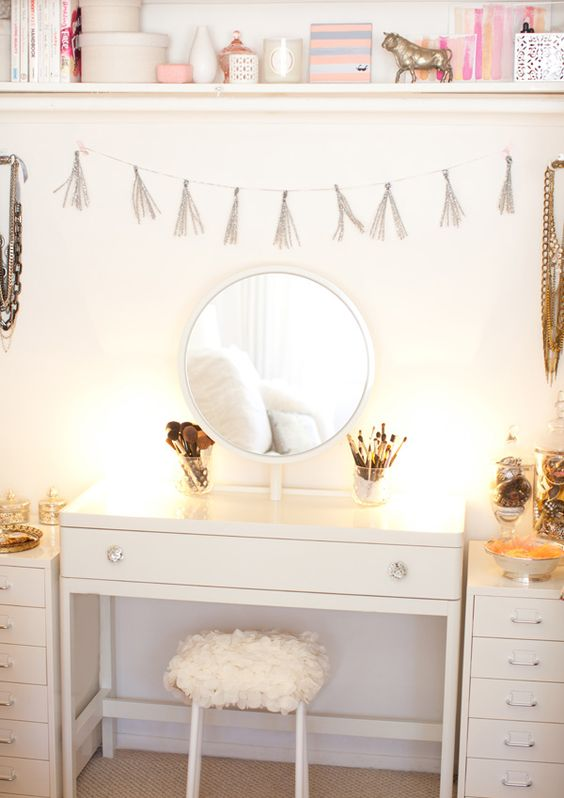25-desk-turned-into-a-vanity-by-adding-a-mirror-above-and-two-small-side-tables
