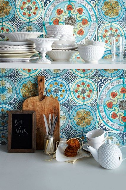 39-blue-and-ocher-tiles-for-a-backsplash