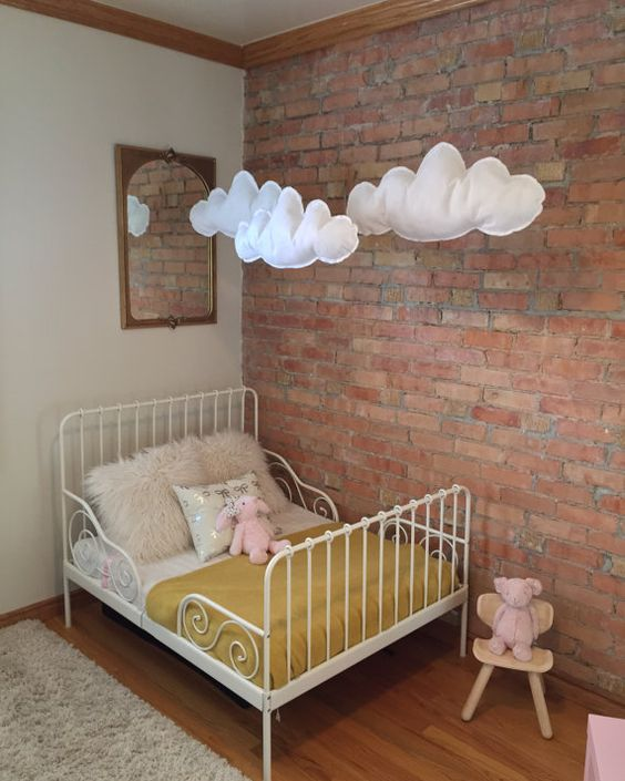 02-exposed-brick-wall-and-felt-clouds-to-soften-the-look