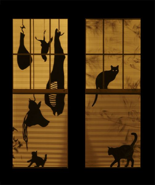 03-animals-and-animal-parts-silhouette-decor-for-your-windows
