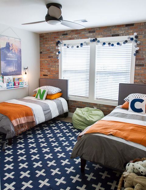 03-exposed-brick-wall-is-a-perfect-fit-for-a-boys-bedroom