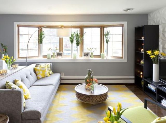 04-modern-dove-grey-living-room-infused-with-bold-yellow-details-looks-refreshing