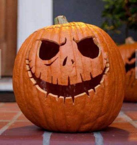 15-cool-take-on-a-classic-jack-o-lantern-will-suit-both-adults-and-kids-Halloween-parties