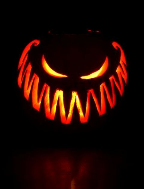 20-scary-pumpkin-jack-o-lantern-for-classic-Halloween-decor