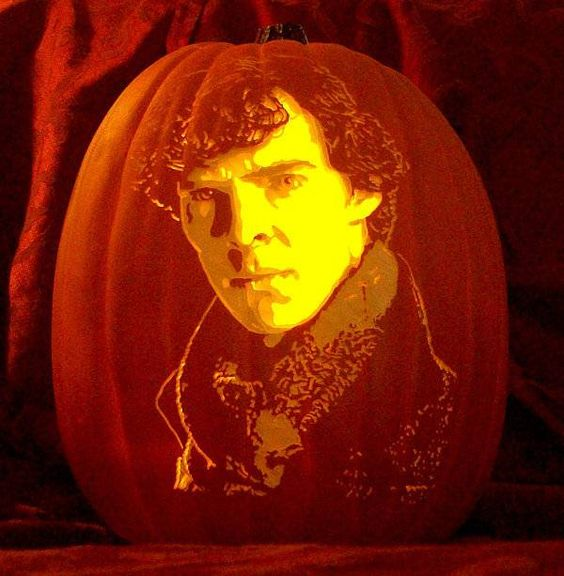 26-Sherlock-pumpkin-looks-so-natural-and-so-exciting