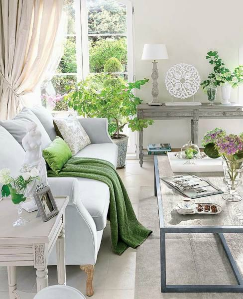 03-exquisite-light-grey-and-neutrals-living-room-with-sage-green-accents-and-potted-plants
