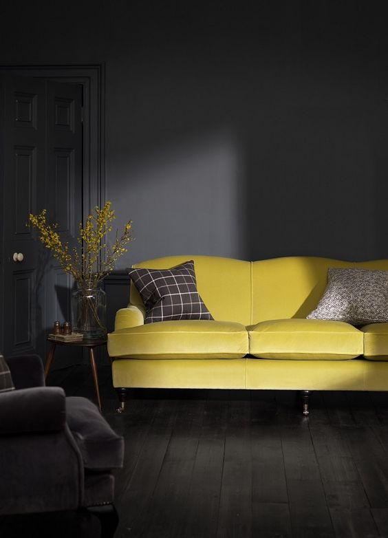 03-graphite-living-room-with-a-sunny-yellow-sofa-for-an-accent