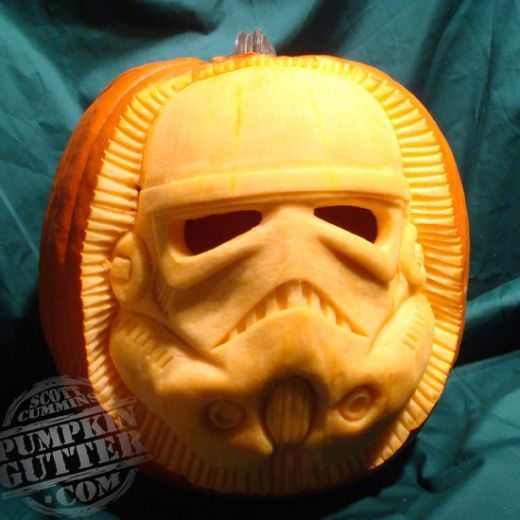06-Stormtrooper-pumpkin-carving-which-can-be-used-as-a-lantern