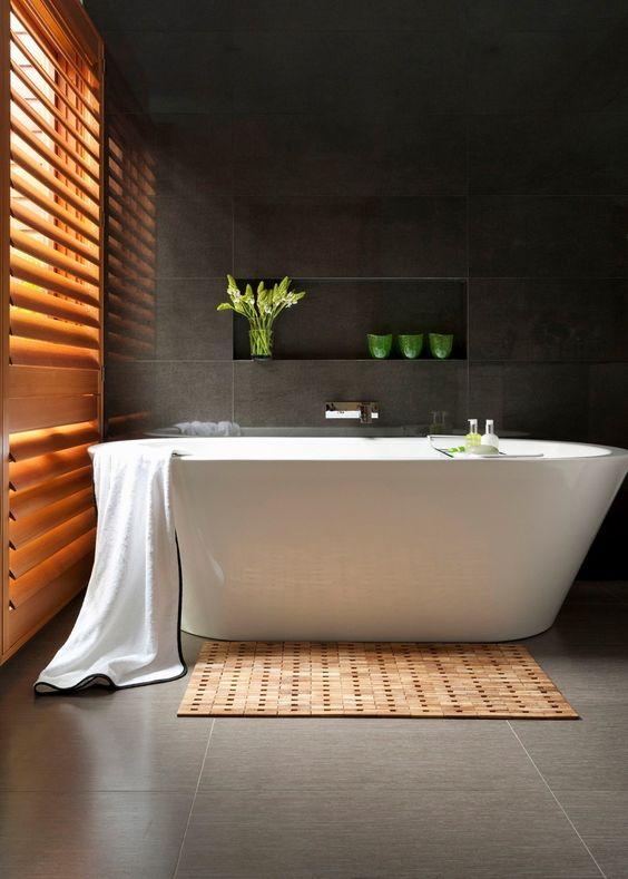 20-serene-and-luxurious-this-Zen-bathroom-centres-around-a-freestanding-tub
