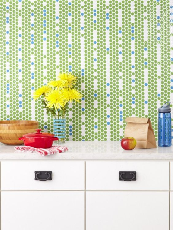 21-green-and-blue-penny-tiles-backsplash-can-become-a-focal-point