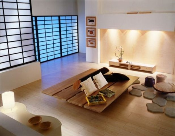 23-Japanese-styled-screens-instead-of-doors-give-this-space-a-stylized-look