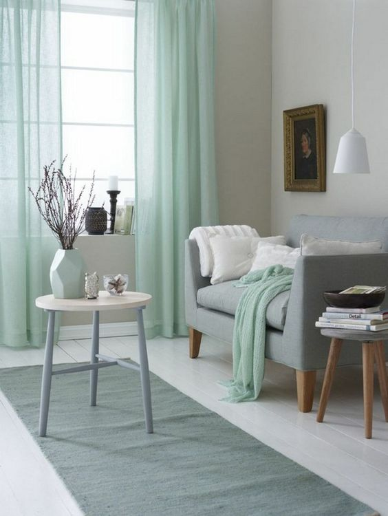 26-spring-inspired-interior-with-mint-and-light-grey-splashes