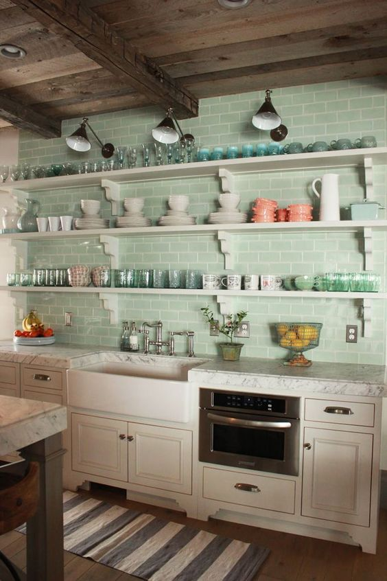 28-aqua-colored-subway-tiles-for-kitchen-decor