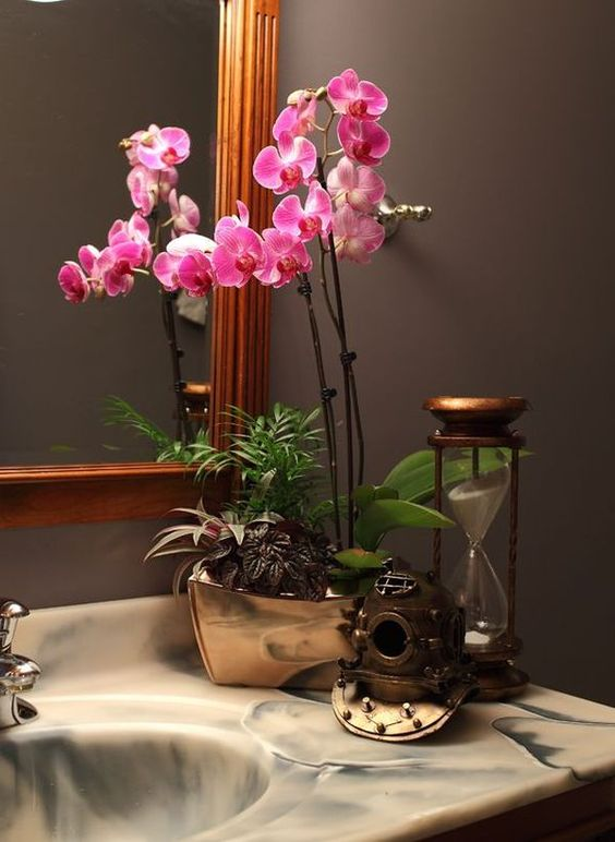 28-these-orchids-bring-a-wow-factor-to-your-Japanese-bathroom