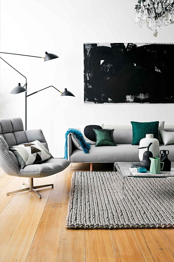 31-modern-living-room-with-light-grey-upholstery-and-a-couple-of-green-accents