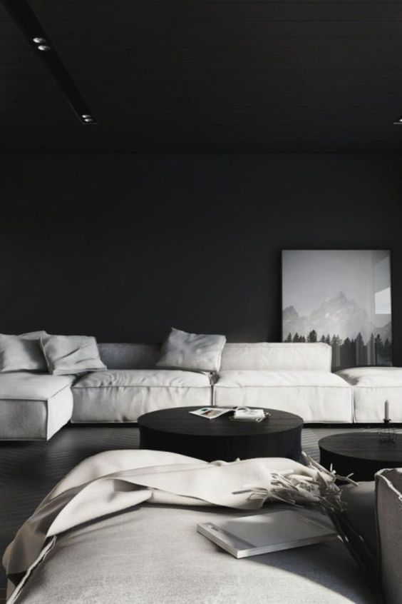 31-moody-minimalist-living-room-in-black-and-white
