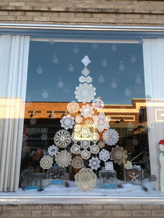 10-paper-snowflakes-attached-to-the-window