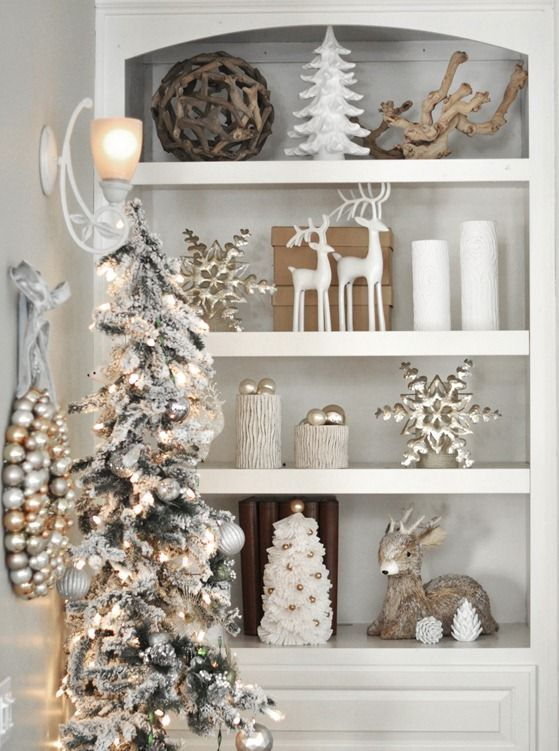 15-a-flocked-tree-with-silver-ornaments-white-and-silver-decor-are-soothing