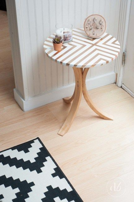 21-copper-geometric-tabletop-and-changed-legs-turn-Frosta-into-a-cool-side-table
