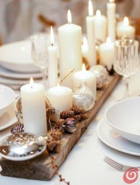 24-place-a-wooden-plank-on-the-table-cover-it-with-pinecones-and-candles