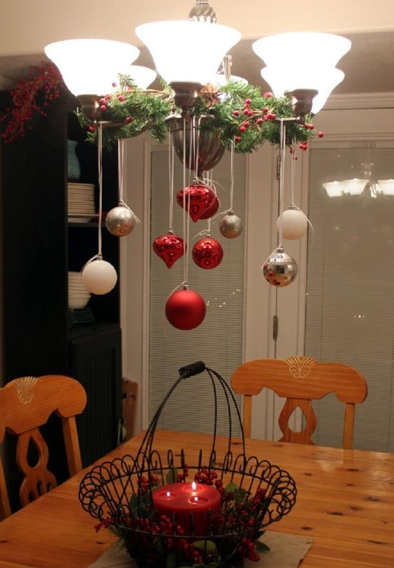 30-place-some-branches-with-berries-on-the-chandelier-and-hang-some-ornaments