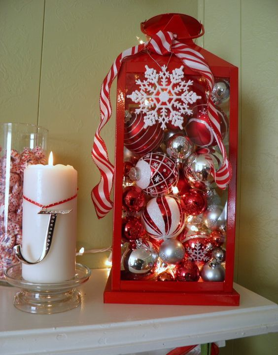 33-spray-paint-a-lantern-in-red-and-fill-with-ornaments-in-red-and-white