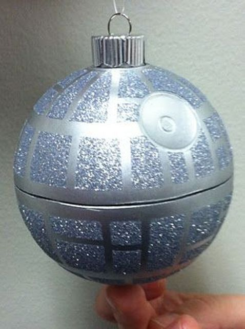 02-Death-Star-ornament-covered-with-glitter-and-with-a-candy-inside