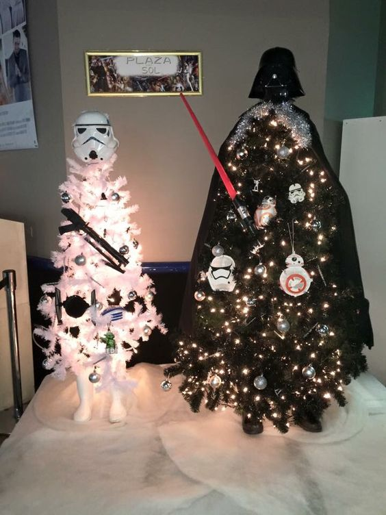 08-Storm-trooper-and-Darth-Vader-trees-with-masks