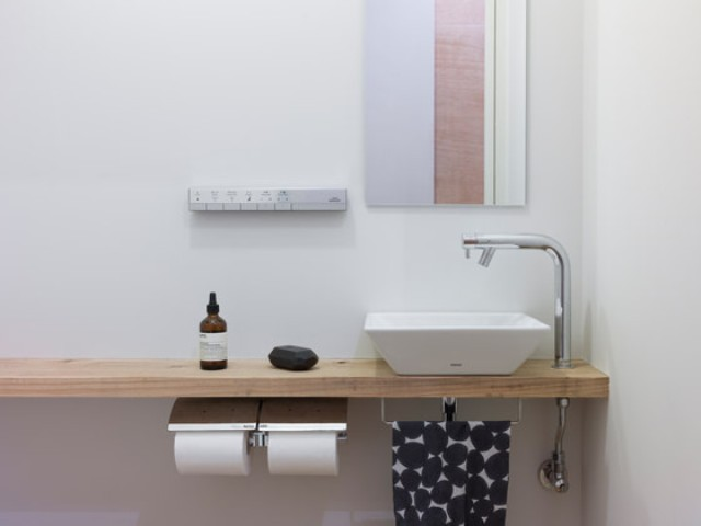 10-A-wooden-countertop-and-a-small-sink-look-cute-together