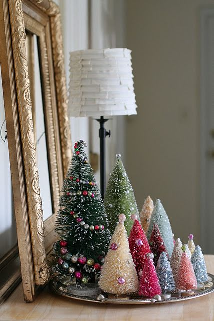 16-small-bottle-brush-trees-with-tiny-ornaments