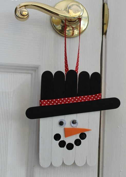 19-DIY-popsicle-stick-snowman-hanger-can-be-easily-made-by-you-and-your-kids