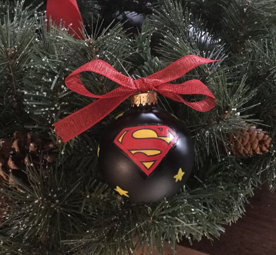 28-simple-Superman-ornament-can-be-made-by-yourself
