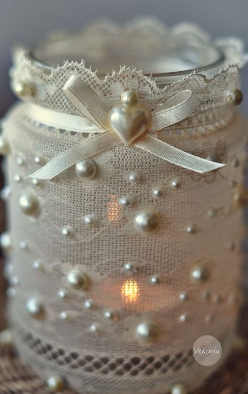 37-shabby-chic-luminaires-using-lace-ribbon-beads-and-glue