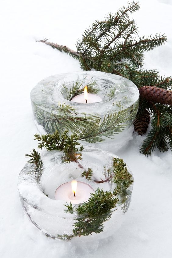 41-ice-candle-holders-with-fir-sprigs-inside-may-be-made-by-yourself